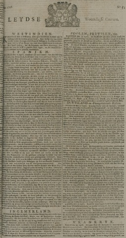 Leydse Courant 1728-05-05