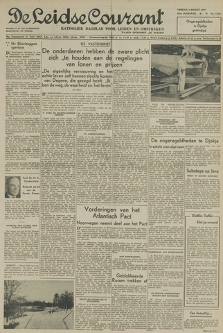Leidse Courant 1949-03-04