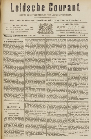 Leydse Courant 1887-12-14