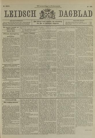Leidsch Dagblad 1911-02-01