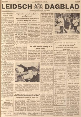 Leidsch Dagblad 1949-07-16