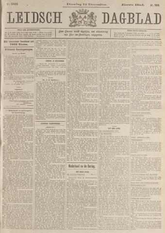 Leidsch Dagblad 1916-12-12