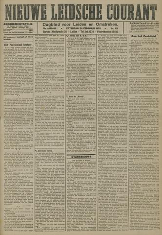 Nieuwe Leidsche Courant 1923-02-24