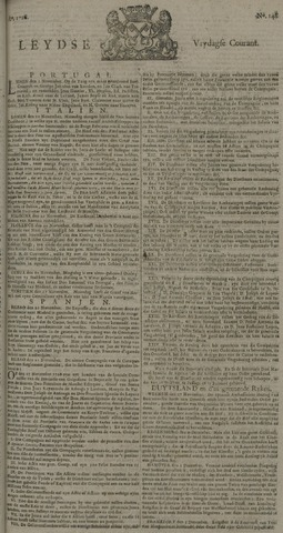Leydse Courant 1728-12-10