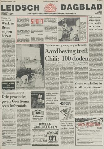 Leidsch Dagblad 1985-03-04
