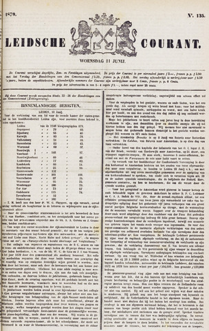 Leydse Courant 1879-06-11