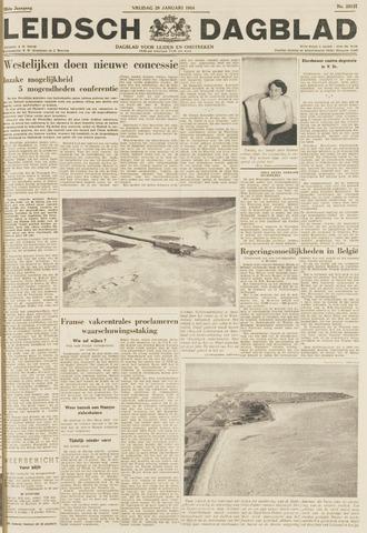 Leidsch Dagblad 1954-01-29