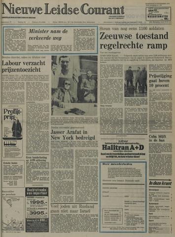 Nieuwe Leidsche Courant 1974-11-13