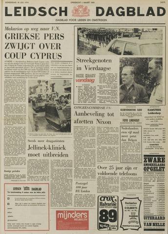 Leidsch Dagblad 1974-07-18