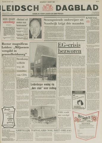 Leidsch Dagblad 1980-05-30