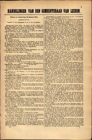 Handelingen van de Raad 1873-01-16