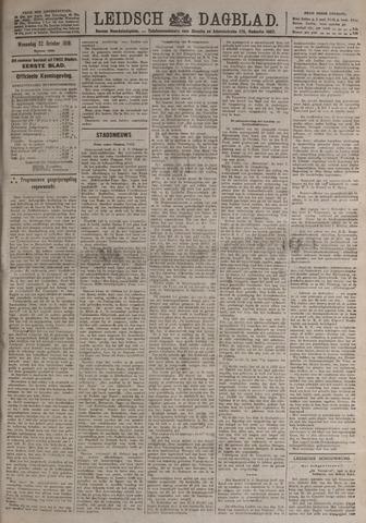 Leidsch Dagblad 1919-10-22