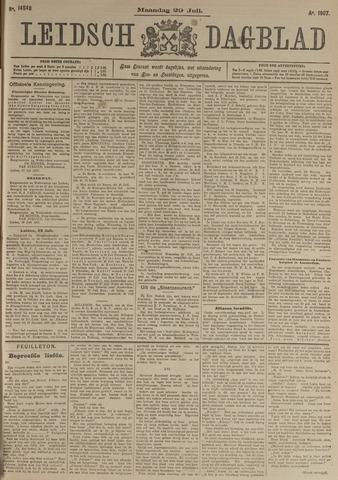 Leidsch Dagblad 1907-07-29