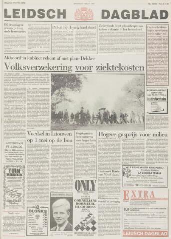 Leidsch Dagblad 1990-04-27
