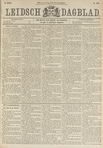 Leidsch Dagblad 1894-02-28