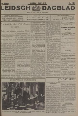 Leidsch Dagblad 1937-03-03