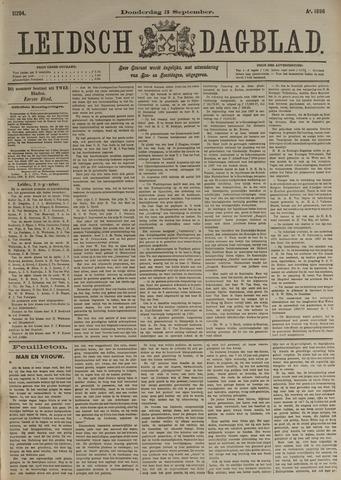 Leidsch Dagblad 1896-09-03