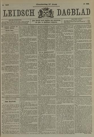 Leidsch Dagblad 1909-06-17