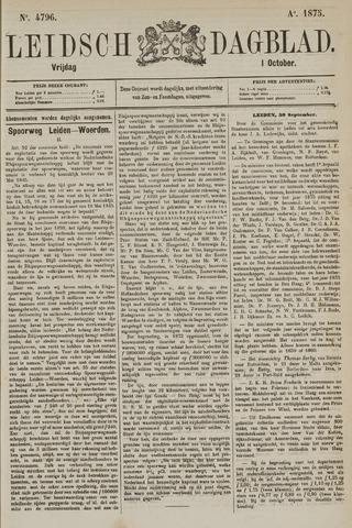Leidsch Dagblad 1875-10-01