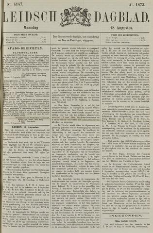 Leidsch Dagblad 1873-08-18