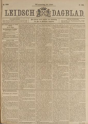 Leidsch Dagblad 1901-07-10