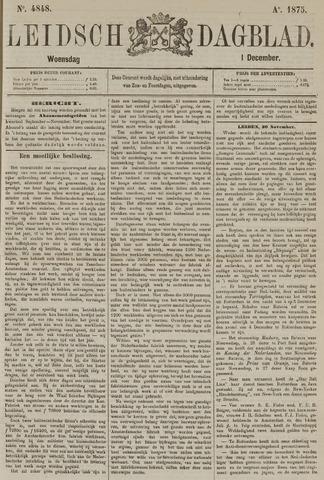 Leidsch Dagblad 1875-12-01
