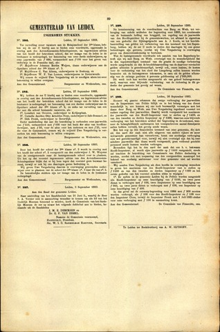 Handelingen van de Raad 1883-09-27