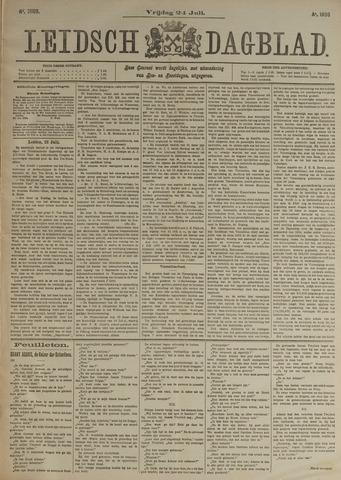 Leidsch Dagblad 1896-07-24