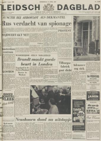 Leidsch Dagblad 1967-04-13