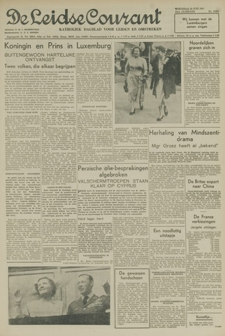 Leidse Courant 1951-06-20