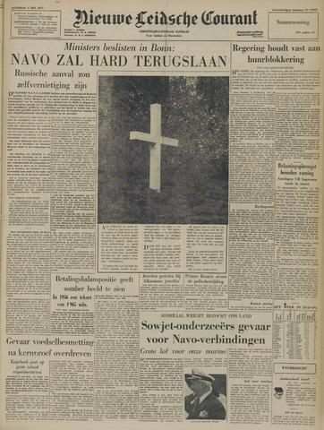 Nieuwe Leidsche Courant 1957-05-04