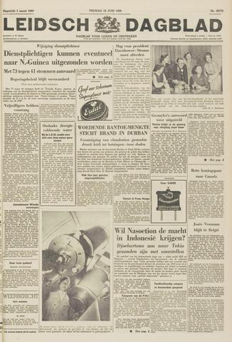 Leidsch Dagblad 1959-06-19