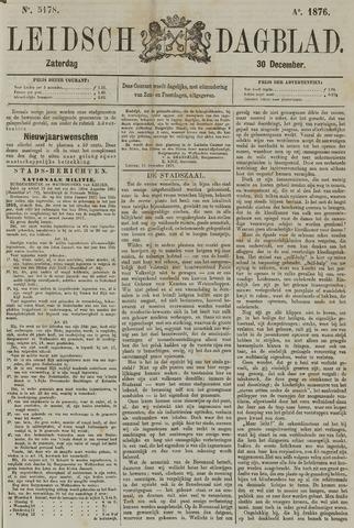 Leidsch Dagblad 1876-12-30