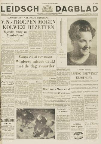 Leidsch Dagblad 1963-01-18