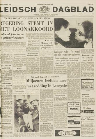 Leidsch Dagblad 1963-11-08