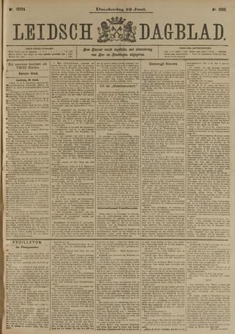 Leidsch Dagblad 1902-06-12