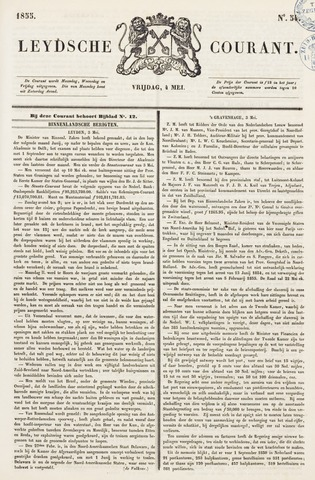 Leydse Courant 1855-05-04