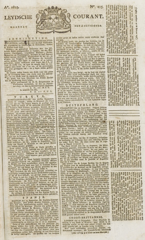 Leydse Courant 1825-09-26