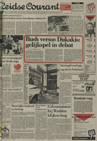 Leidse Courant 1988-09-26