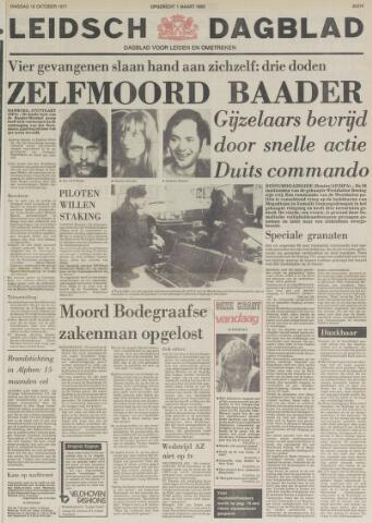 Leidsch Dagblad 1977-10-18