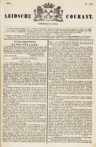 Leydse Courant 1872-07-31