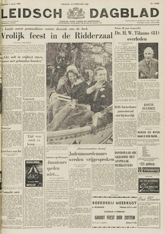 Leidsch Dagblad 1966-02-18