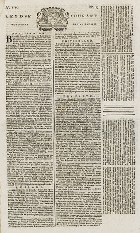 Leydse Courant 1820-02-09