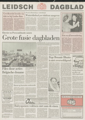 Leidsch Dagblad 1988-11-17