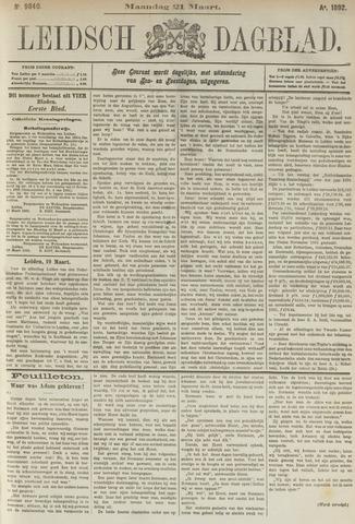 Leidsch Dagblad 1892-03-21