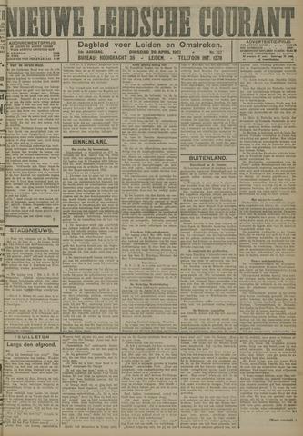 Nieuwe Leidsche Courant 1921-04-26
