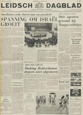 Leidsch Dagblad 1969