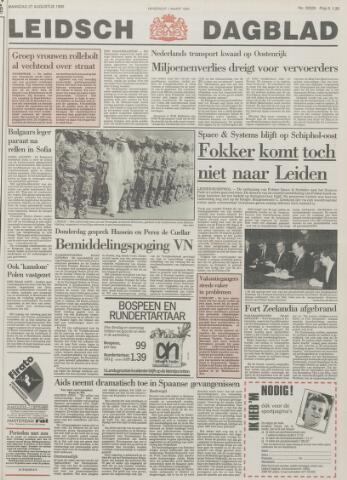 Leidsch Dagblad 1990-08-27