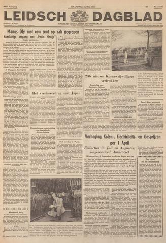 Leidsch Dagblad 1951-04-02