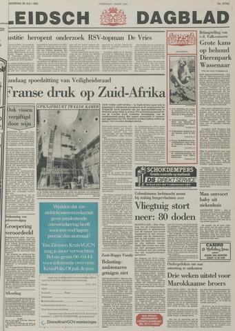 Leidsch Dagblad 1985-07-25